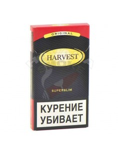 HARVEST SUPERSLIMS ORIGINAL (блок)