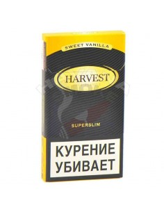 HARVEST SUPERSLIMS VANILLA (блок)