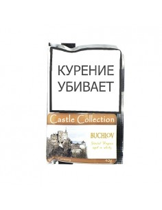 Табак Castle Collection -  Buchlov (КИСЕТ 40 гр)