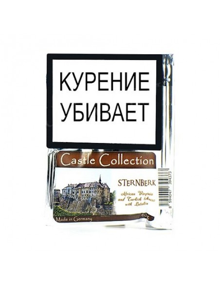 Табак Castle Collection - Sternberk (КИСЕТ 40 гр)