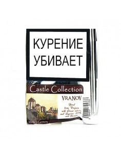 Табак Castle Collection -  Vranov (КИСЕТ 40 гр)