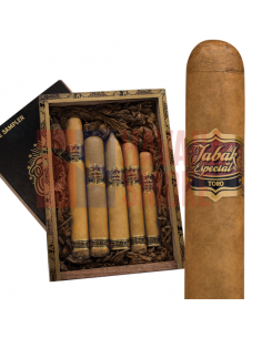 Drew Estate Tabak Especial Medio Sampler