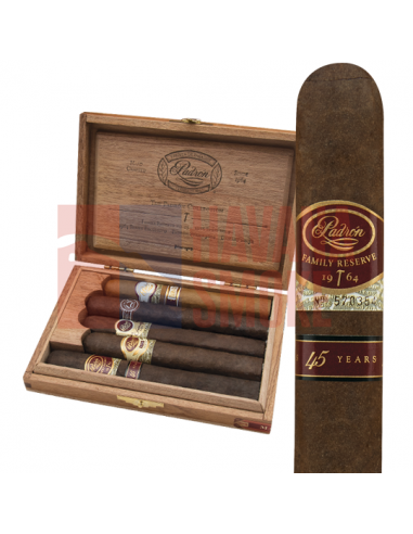Padron Collection Maduro Sampler