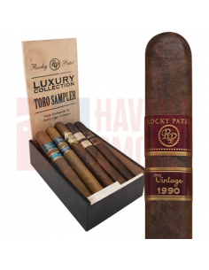 Rocky Patel 'Luxury Collection' Sampler
